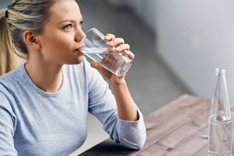 Частое употребление воды